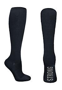 Beyond Scrubs Socks For The Soul 12-14mmHG Men's Compression Socks