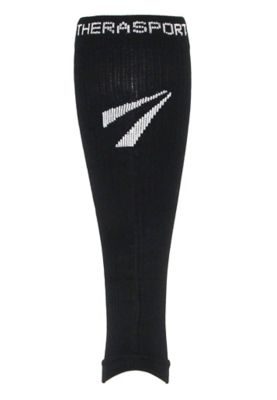 Core-Spun Compression Leg Sleeves