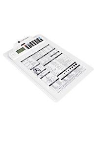 McCoy Unisex Nurse Consult Clipboard
