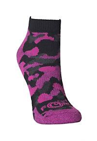 Carhartt Rockwall Women's Force Low Cut Camo Socks