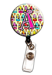 Initial this scrubs beyond initial this popsicle letter retractable badge reels solutioingenieria Gallery