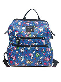 Tokidoki Multi Pocket Backpack