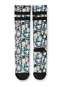 Tokidoki Compression Socks