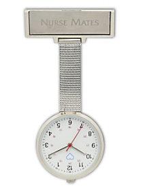 Chrome Pendant Watch