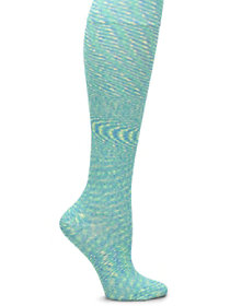 Space Dye Compression Socks