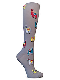 Printed Compression Socks