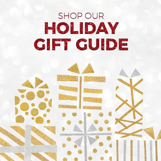 Shop our holiday gift guide.
