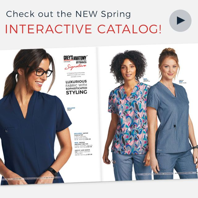 Check out the new spring interactive catalog!