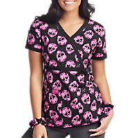 1af369ce4e9a Womens Print Scrub Tops at a Discount | Uniform City