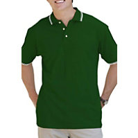 Blue Generation Men's Polo With Collar