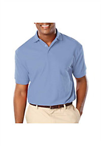 Blue Generation Men's Wicking Polo