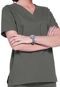 Carhartt Premium Unisex One Pocket V-neck Scrub Tops