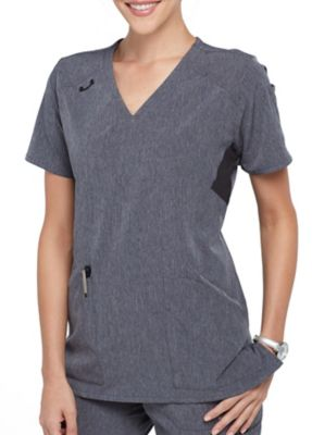 Carhartt Liberty Multi Pocket V-neck Scrub Tops