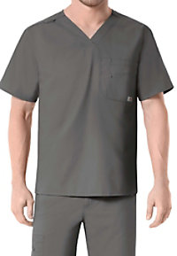 Carhartt Rockwall Men's Multi Pocket V-neck Scrub Tops