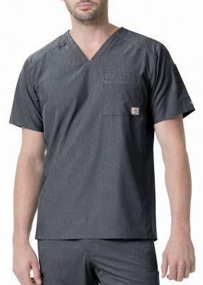Carhartt Liberty Men's Slim Fit V-neck Scrub Tops