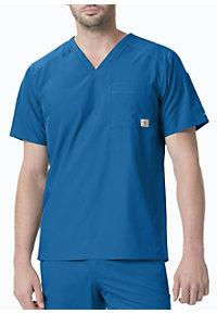 4283505b0d0 See Details item #C15106 · Carhartt Liberty Men's Slim Fit V-neck Scrub Tops