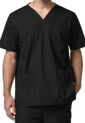Multi Pocket V-Neck Top