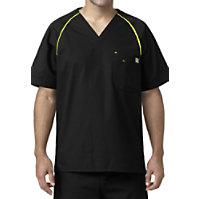 Carhartt Ripstop Men's V-neck Raglan Sleeve Tops