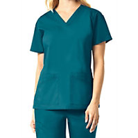 Carhartt Rockwall Women's Multi Pocket V-neck Tops