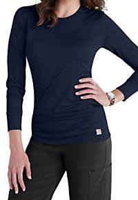 Carhartt Force Women's Long Sleeve Underscrub Tees
