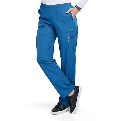 9aa166757e6 Carhartt Liberty Women's Flat Front Straight Leg Scrub Pants ...