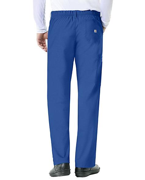 61f0078ca6 Carhartt Rockwall Men's Multi Pocket Cargo Scrub Pants | Scrubs & Beyond
