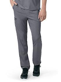 Slim Fit Straight Leg Pants