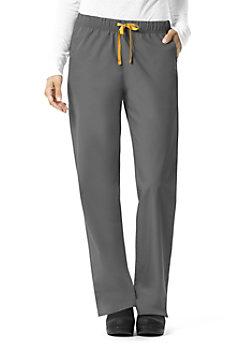 05b4e94a3c1 Carhartt Cross-Flex Straight Leg Knit Waist Scrub Pants | Scrubs ...