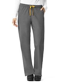 7d824fd286 Carhartt Rockwall Women's Pull On Straight Leg Scrub Pants
