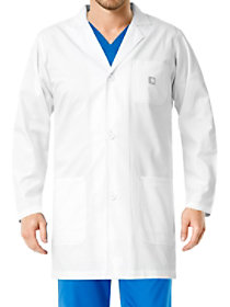 36 Inch 3 Button Lab Coat