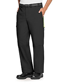 Zip Front Pants with Certainty
