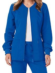 Cloud Nine Zip Front Jacket