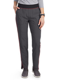 Limited Edition Contrast Rib Pants