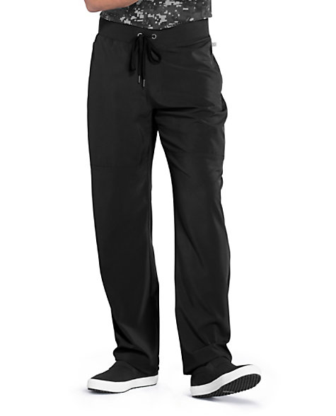 40772ba62a0 Infinity By Cherokee Men's Drawstring Pull-On Scrub Pants With Certainty |  Scrubs & Beyond