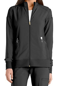 Cherokee Iflex Zip Front Warm Up Scrub Jackets