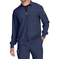adb3892e309 Infinity By Cherokee Men's Zip Front Jackets With Certainty