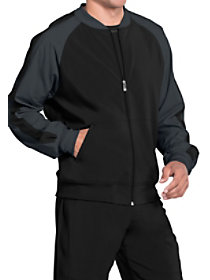 Warm Up Jacket with Certainty
