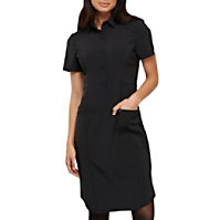 cc0d4ad482f Infinity By Cherokee Button Front Scrub Dress With Certainty