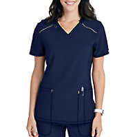 167d9ff5e8d Infinity By Cherokee Limited Edition V Neck Scrub Top. 4 colors