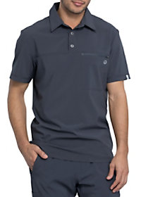 Polo Style Top with Certainty