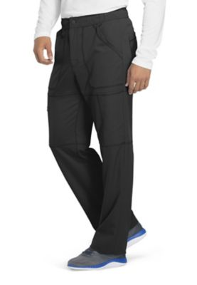 Straight Leg Zip-Fly Pants