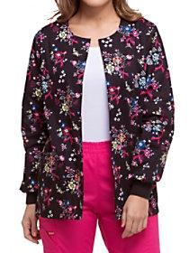 Beautiful Petals Awareness Print Jacket