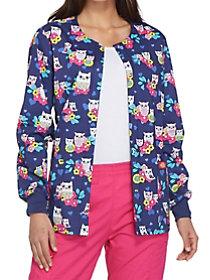 It's Owl Good Print Jacket