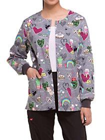 So Meowgical Print Jacket