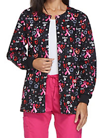 Strength From Within Print Jacket