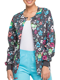 Toad-ally Chilling Print Jacket