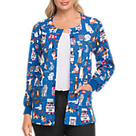 84025b8baa5 Womens Printed Scrub Jackets at a Discount | Uniform City