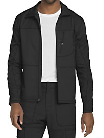 3 Pocket Zip Front Jacket