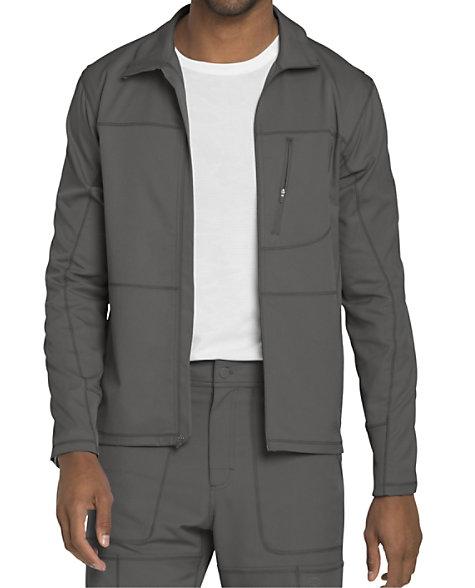 57763ad2d61 Dickies Dynamix Men's Zip Front Scrub Jackets   Scrubs & Beyond