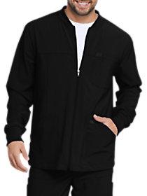 Full Zip Mock Collar Jacket